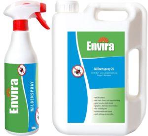 Das Milben-Spray von Envira
